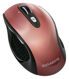 Мышь GIGABYTE GM-M7700 Red USB