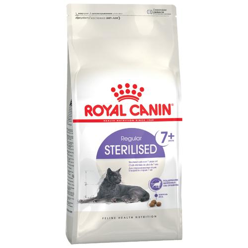 Корм для кошек Royal Canin (0.4 кг) Sterilised 7+Корма для кошек<br>