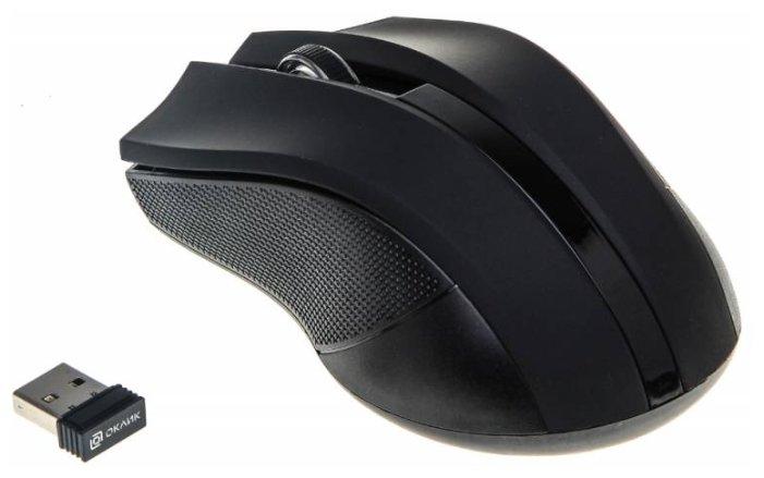 Мышь Oklick 615MW Black USB