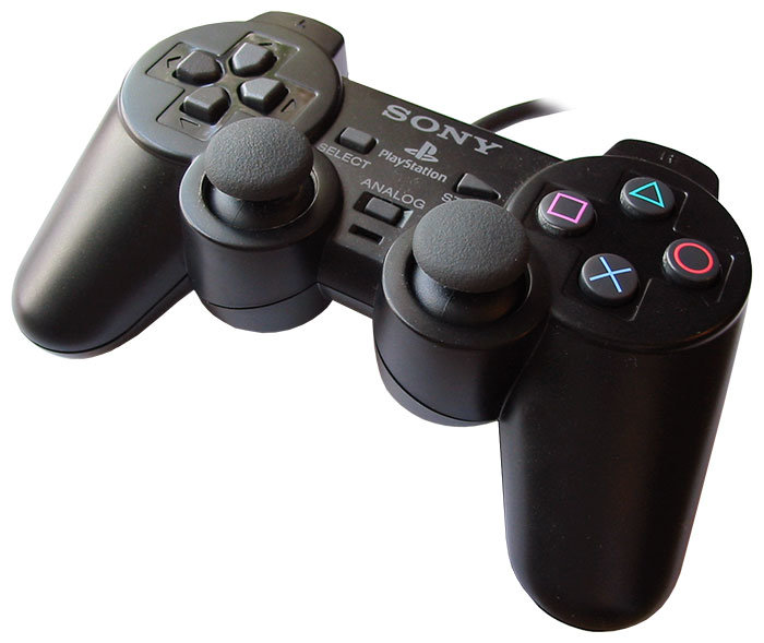 Sony Геймпад Sony Dualshock 2