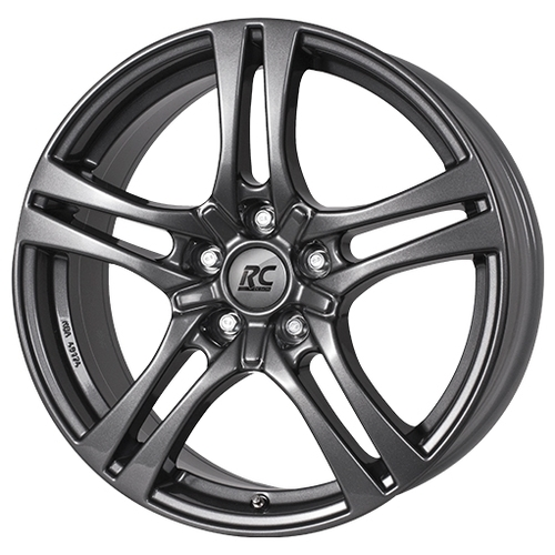Колесный диск RC Design RC26 7.5x17/5x114.3 D72.6 ET35 TM
