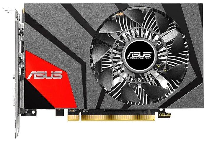ASUS GeForce GTX 950 1026Mhz PCI-E 3.0 2048Mb 6610Mhz 128 bit DVI HDMI HDCP