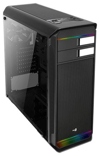 AeroCool Компьютерный корпус AeroCool Aero-500G RGB Black