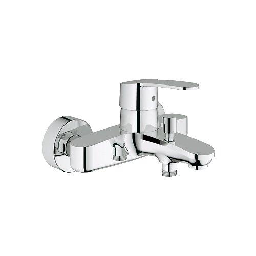 Смеситель для ванны с душем Grohe Eurostyle Cosmopolitan 33591002 однорычажный хром смеситель для ванны grohe eurostyle cosmopolitan хром 33591002