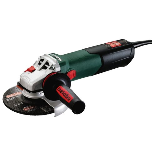 цена на УШМ Metabo WEV 15-125 Quick кейс, 1550 Вт, 125 мм