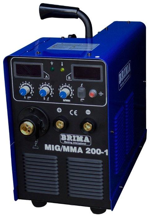 Сварочный аппарат BRIMA MIG/MMA-200-1