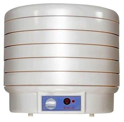 Электросушилка для овощей, фруктов и грибов Волтера-1000 Люкс модернизированная