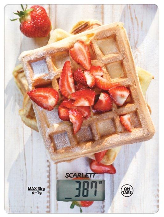 Кухонные весы Scarlett SC-KS57P16