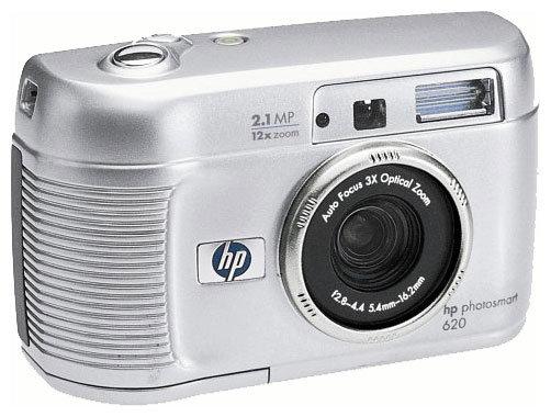 Фотоаппарат HP PhotoSmart 620