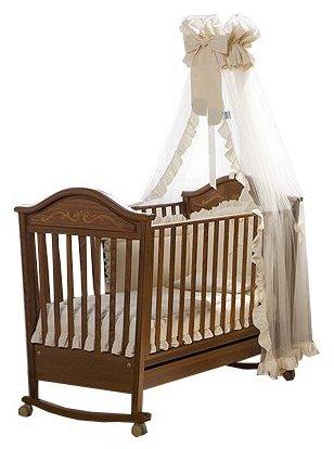 Кроватка Erbesi Fiocco