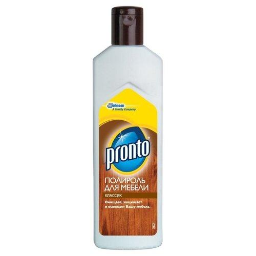 Pronto Крем-полироль Классик 0.3 л