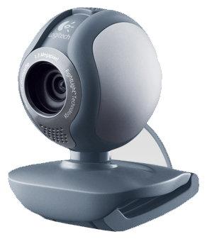 Logitech Webcam B500