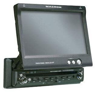 Автомагнитола Macrom M-DVD6545R