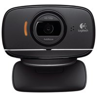 Web-камера LOGITECH Webcam HD B525, 8MP, 1280x720, [960-000842]