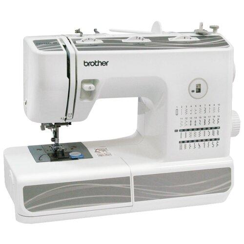 Фото - Швейная машина Brother Classic 40, бело-серый швейная машина brother artcity 170s бело синий
