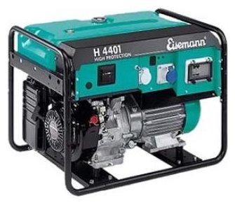 Бензиновая электростанция Eisemann H 4401E