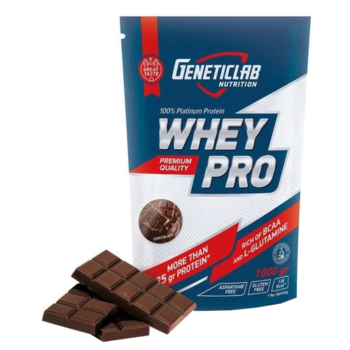 Протеин Geneticlab Nutrition Whey Pro (1000 г)