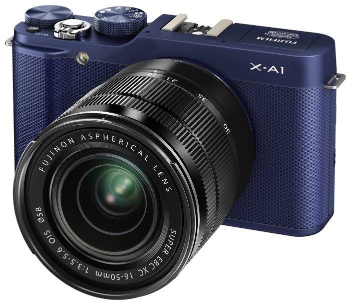 Фотоаппарат со сменной оптикой Fujifilm X-A1 Kit