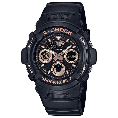 Наручные часы CASIO AW-591GBX-1A4 наручные часы casio aw 81d 7a