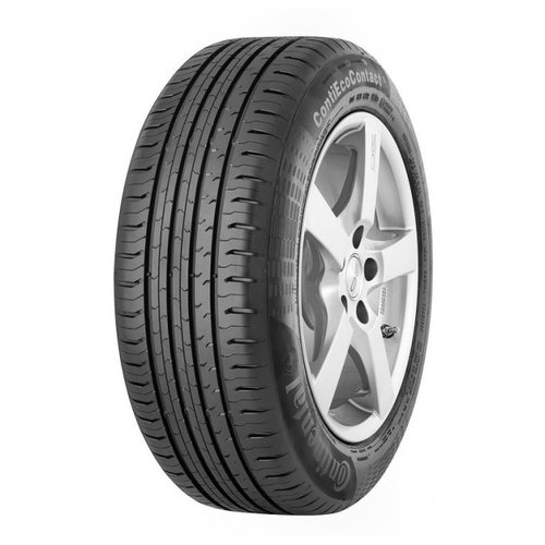 Автомобильная шина Continental ContiEcoContact 5 SUV 235/60 R18 107V летняя шина cordiant sport 3 235 60 r18 107v