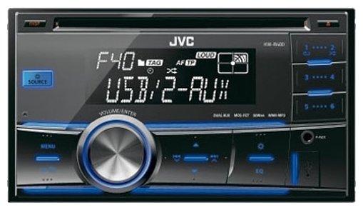 JVC KW-R400EE