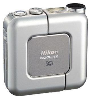 Фотоаппарат Nikon Coolpix SQ