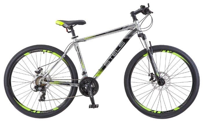 Горный (MTB) велосипед STELS Navigator 700 MD 27.5 V010 (2019)