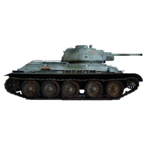 Купить Сборная модель Моделист Советский танк Т-34-76 выпуск начала 1943г. (ПН303529) 1:35, Сборные модели