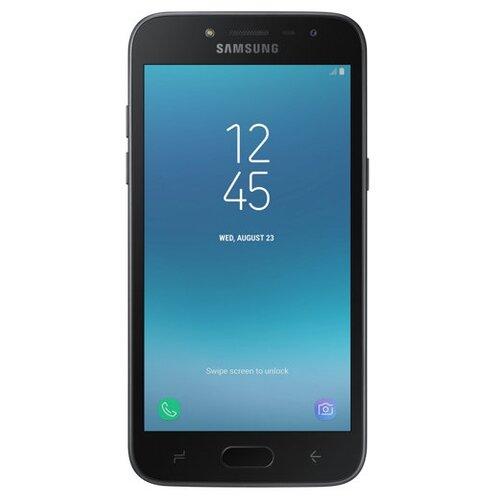 цена на Смартфон Samsung Galaxy J2 (2018) черный (SM-J250FZKDSER)