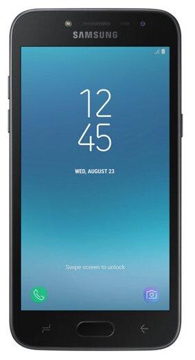 Смартфон Samsung Galaxy J2 SM-J250F (2018) 16Gb gold