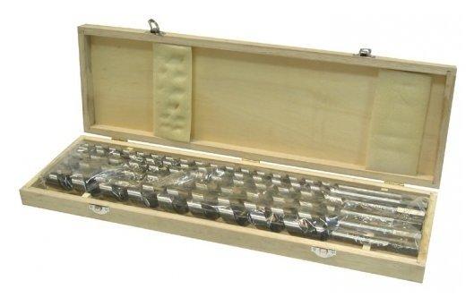 Набор винтовых сверл для дерева 8 шт (10-24х460) (энкор 20953)