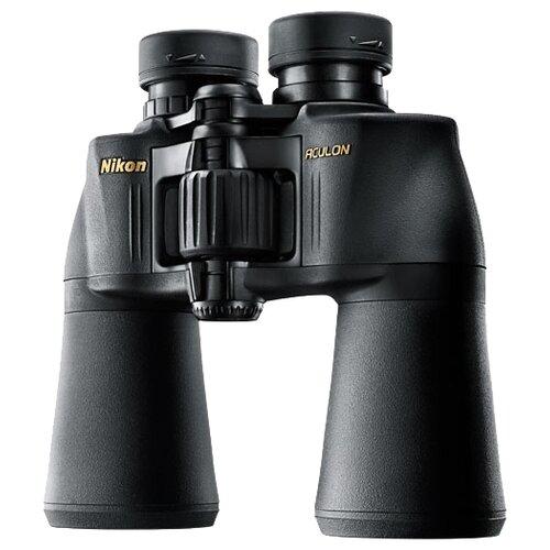 Фото - Бинокль Nikon Aculon A211 12x50 черный бинокль nikon aculon a211 8 18x42 черный