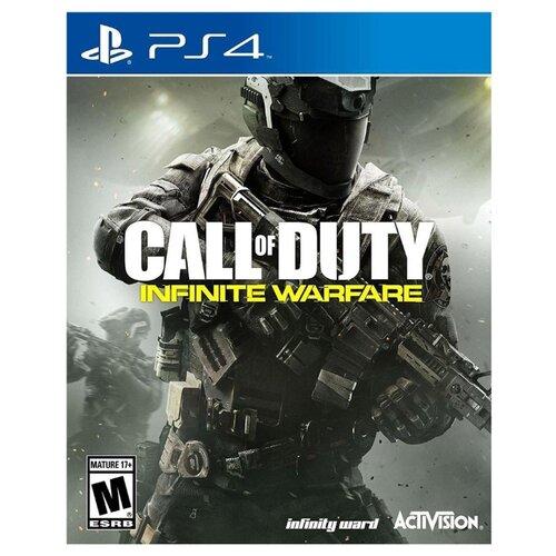 Игра для PlayStation 4 Call of Duty: Infinite Warfare