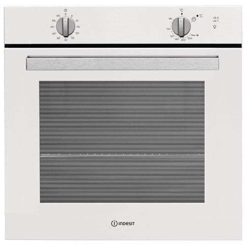 Газовый духовой шкаф Indesit IGW 620 WH духовой шкаф indesit igw 620 ix серебристый