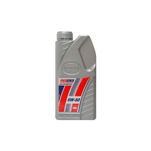 Синтетическое моторное масло Pentosin Pentosynth Synthetic 5W-50, 1 л