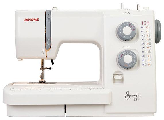 Janome Sewist 521 / SE 518