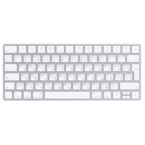 Клавиатура Apple Magic Keyboard White Bluetooth клавиатура apple magic keyboard mq052rs a