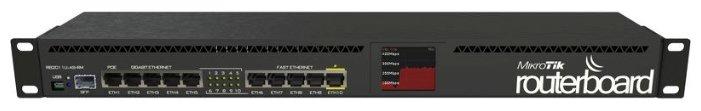MikroTik Маршрутизатор MikroTik RouterBoard RB2011UiAS-RM