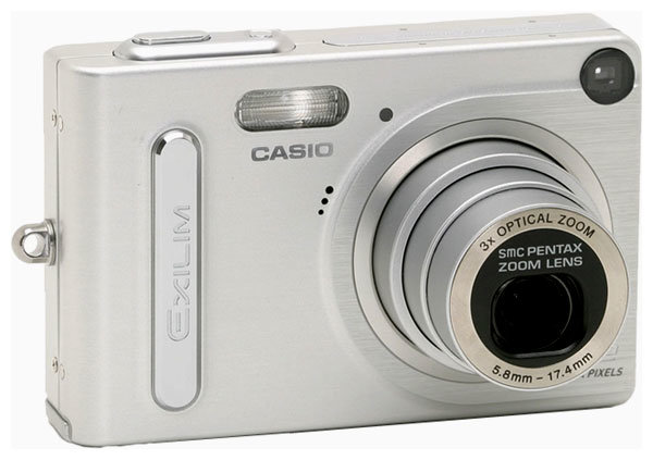 Фотоаппарат CASIO Exilim Zoom EX-Z3