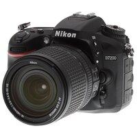 Зеркальный фотоаппарат Nikon D7200 Kit