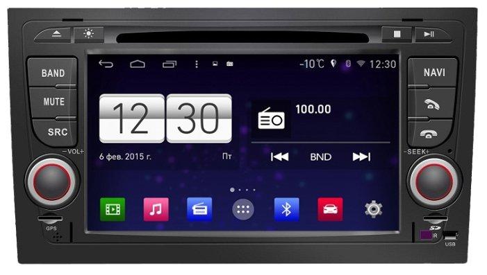 FarCar s160 Audi A4 на Android (m050)