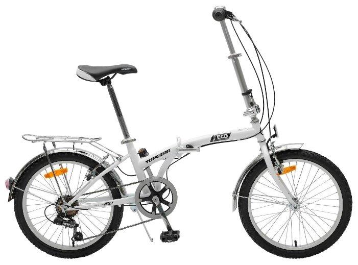 Подростковый городской велосипед Top Gear Eco (ВНС2085)