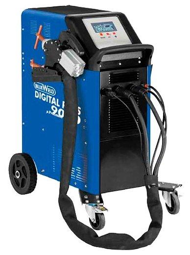 Клещи для точечной сварки BLUEWELD Digital Plus 9000 Aqua