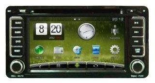 TRINITY CarPad Android Mitsubishi Outlander (2012-2014)