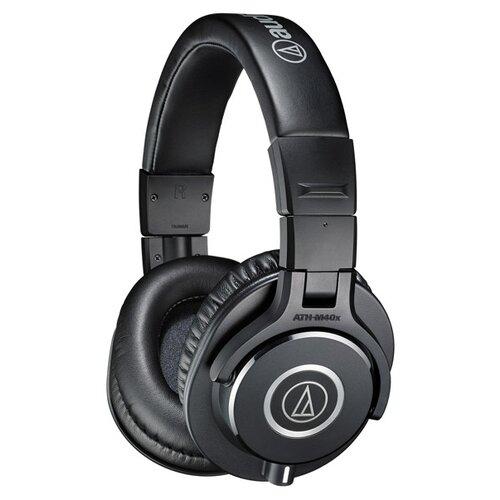 Наушники Audio-Technica ATH-M40x, черный