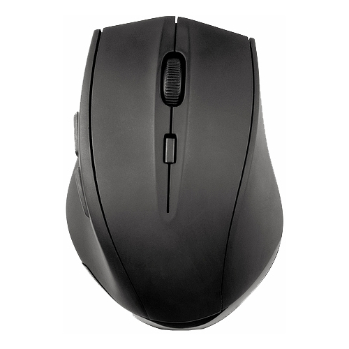 Мышь SPEEDLINK CALADO Silent Mouse Wireless Rubber-Black USB