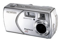 Фотоаппарат Samsung Digimax 202