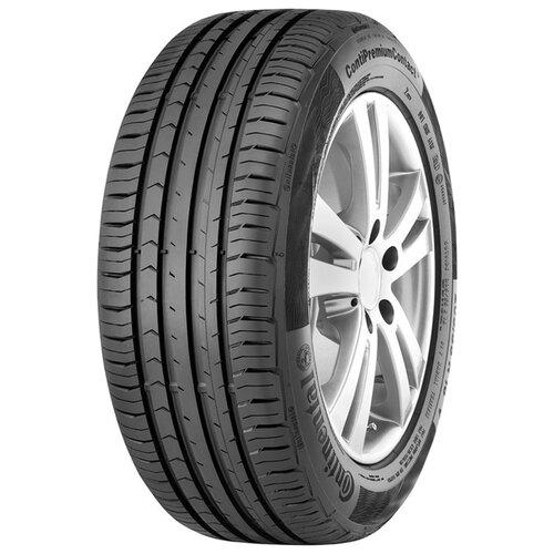 Автомобильная шина Continental ContiPremiumContact 5 195/65 R15 91T летняя