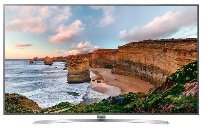 Сравнение с Телевизор LG 75UH780V