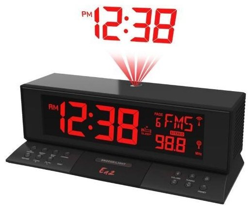 Радиобудильник Ea2 FP107